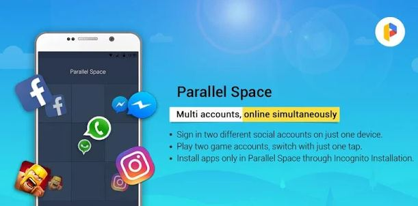 parallel space officialtrickytips.com