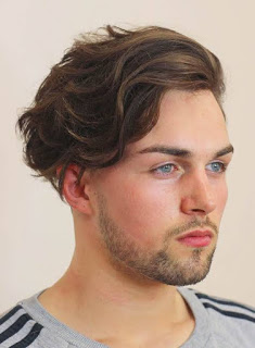 Messy-Waves-hairstyle-2020-modern-stylish-trickytips-indian-hairstyle