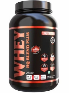 Whey blend Plus with dugestive enzymes trickytips