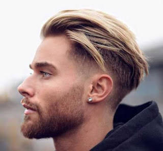 Sweep Back,hairstyle,haristyle 2020,stylish hairstyle,trickytips,modern,sexy